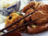 Aromatic Chinese Pork recipe