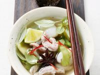 Aromatic Thai Soup recipe