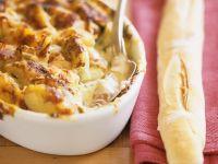 Artichoke Gratin recipe
