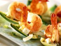 Artichokes and Shrimp Appetizers recipe