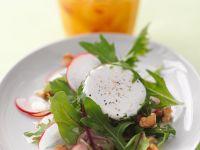 Arugula and Goat Cheese Salad recipe