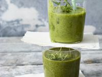 Arugula and Veggie Juice recipe