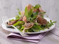 Arugula Salad with Prosciutto recipe