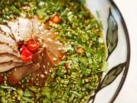 Asian Beef Soup recipe