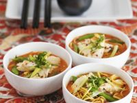 Asian Chicken Noodle Soup recipe