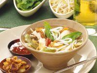 Asian Chicken Soup recipe