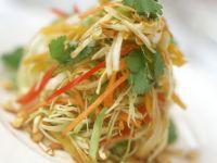 Asian Coleslaw Salad recipe