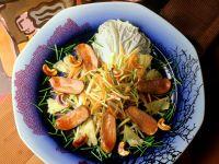 Asian Duck Breast Salad recipe