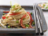 Asian Fried Noodles recipe