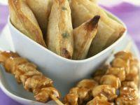 Asian Nibbles recipe
