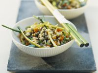 Asian Rice with Vegetables recipe