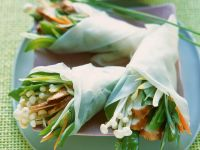 Asian Rice Wrappers recipe