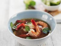 Asian Spicy-sour Fish Soup recipe