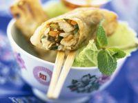 Asian Spring Rolls recipe