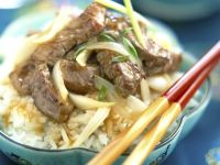 Asian Steak Stir-fry recipe