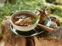 Asian-Style Mushroom Soup recipe