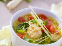 Asian-style Noodle Soup recipe