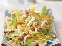 Asian-Style Pasta Salad recipe