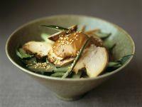 Gourmet Asian Peanut Salad recipe