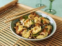 Asian-style Tortellini recipe