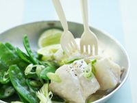 Asian-style White Fish recipe