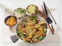 Asian turkey Stir Fry recipe