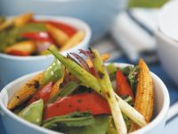 Asian Vegetable Stir-fry recipe