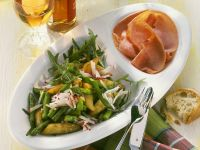 Asparagus and Arugula Salad recipe