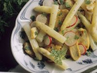 Asparagus and Chicken Salad recipe