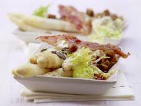 Asparagus-Frisee Salad recipe