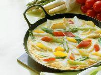 Asparagus Frittata recipe