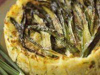 Asparagus Rice Cakes recipe