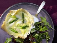 Asparagus Tartlets recipe