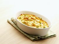 Aspargus and White Sauce Casserole recipe