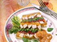 Aspic with Chicken and Vegetables recipe