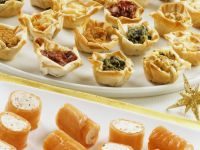 Assorted Canapes recipe