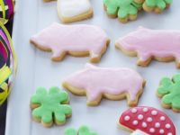 Assorted Decorated Cookies recipe