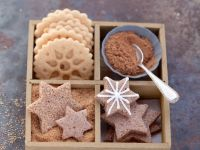Assorted Festive Cookies in a Box recipe