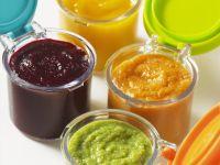Assorted Gourmet Purees recipe