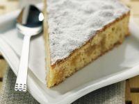 Autumn Frangipane Cake recipe