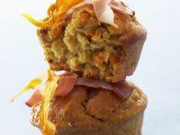 Autumn Savoury Muffins
