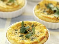 Autumn Vegetable and Egg Bakes recipe