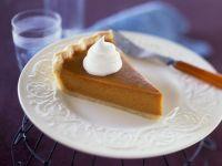 Autumnal Pumpkin Tart recipe
