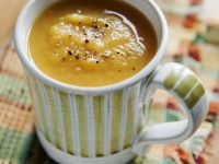 Autumnal Vegetable Veloute recipe