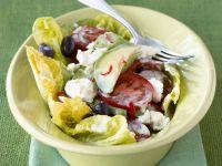 Avocado and Feta Salad recipe