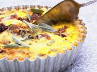 Bacon and Egg Quiche recipe
