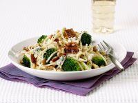 Bacon and Gorgonzola Pasta recipe