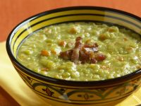 Bacon and Pea Soup recipe