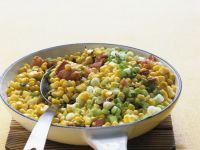 Bacon and Scallion Corn Saute recipe