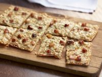 Bacon Lavash Pizza recipe